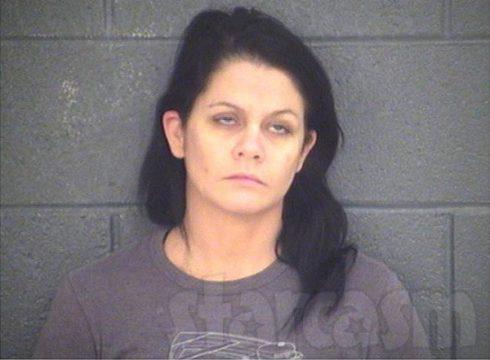 David Eason's sister Jessica Miller arrest