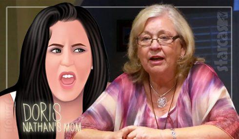 Jenelle Eason and Nathan's mom Doris Davidson batlle for custody of Kaiser