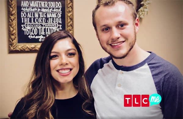 Josiah Duggar and Lauren Swanson together