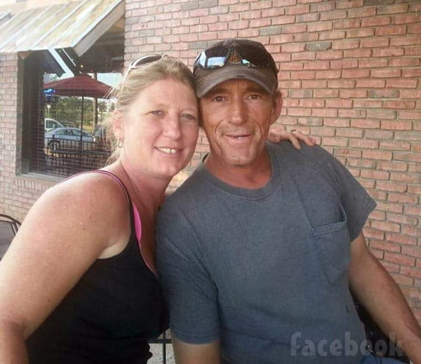 Love After Lockup Angela with ex Randy Lancaster who died in a motorcycle accident in 2013