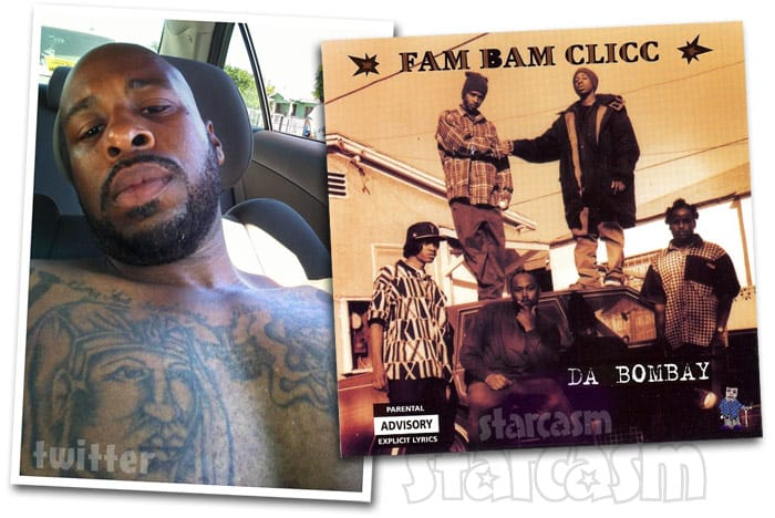 Love After Lockup rapper Lamar Baby Nucc Dogg