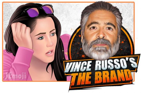 Jenelle Eason Vince Russo The Brand podcast