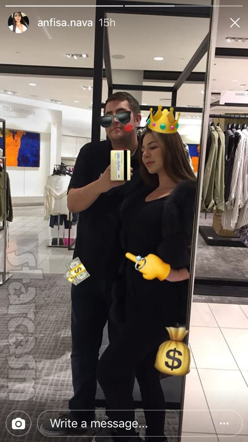 90 Day FIance Jorge and Anfisa are still together in February 2018
