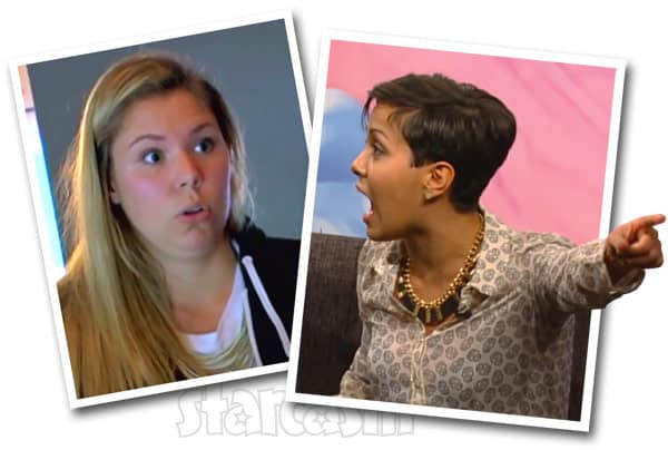 Kailyn Briana feud continues