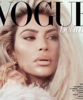 Kim Kardashian Vogue Taiwan