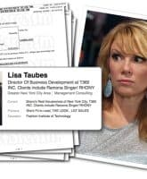 Ramona Singer lawsuit by forner assistant Lisa Taubes of T360 Inc