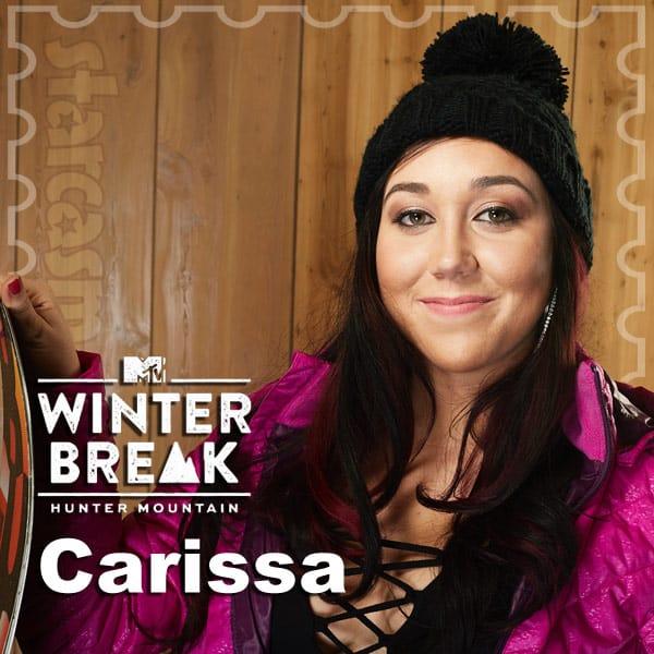 MTV Winter Break Hunter Mountain Carissa Witham