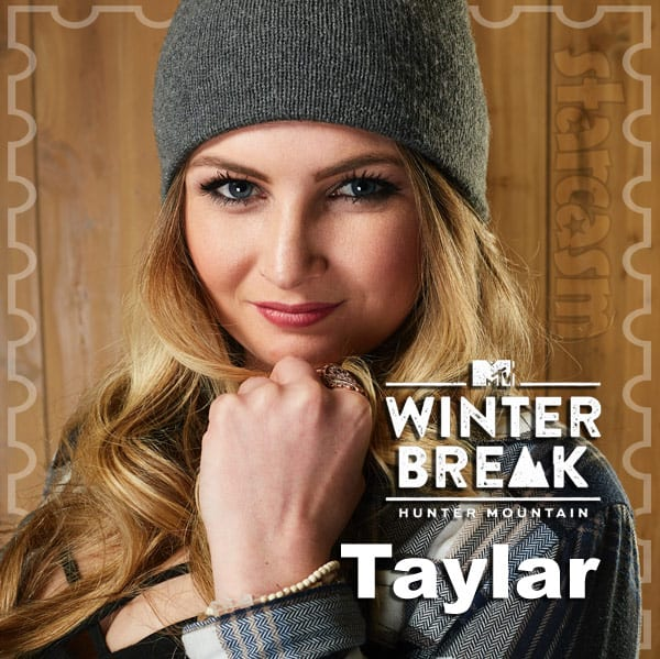 MTV Winter Break Hunter Mountain Taylar Shinn