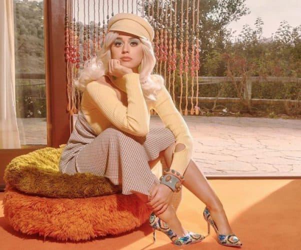 Katy Perry gender reveal 1
