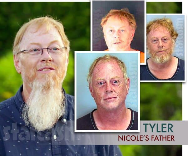 90 Day Fiance Happily Ever After Before the 90 Days Tyler Nafziger Nicole's dad arrests