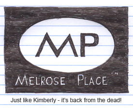 Melrose Place is returning to The CW