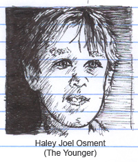 Haley Joel Osment the younger