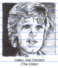 Haley Joel Osment the elder