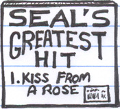 Seal's Greatest Hit CD