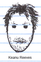 Keanu Reeves found innocent