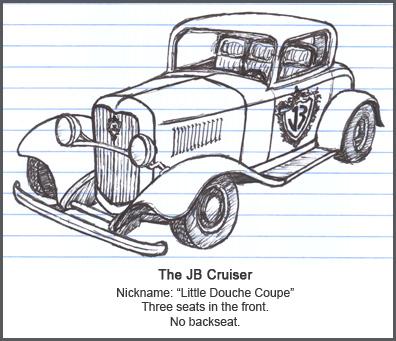 Disney introduces a Jonas Brothers car called The JB Cruiser