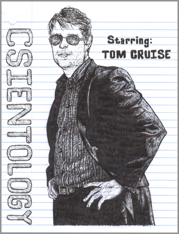 Tom Cruise in CSIentology