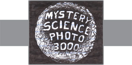 Mystery Science Photo 3000