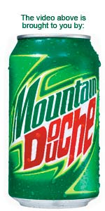 Mountain Douche by Pete Wentz
