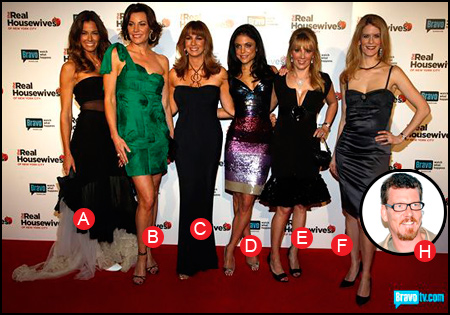 The Real Housewives of New York City poll