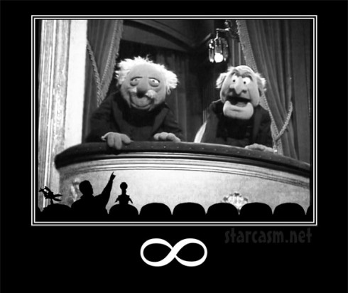 Calculus for Comedians with a Muppet Show and MST3K mash up