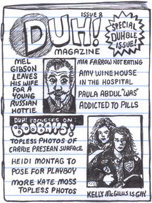DUH Magazine Issue 8