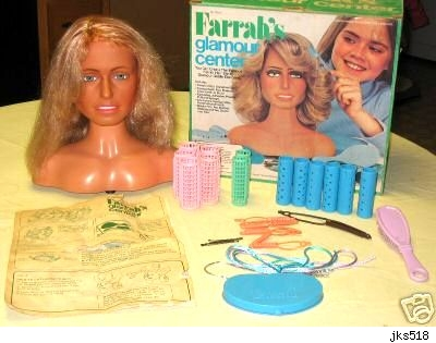 Farrah Fawcett Glamor Center