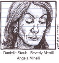 Danielle Staub Beverly Merrill Angela Minelli