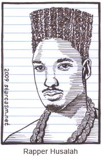 Rapper Husalah
