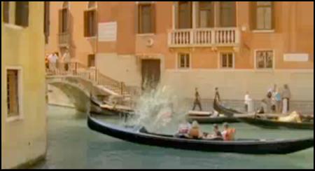 Gondola Gulp 1 from Sharks In Venice