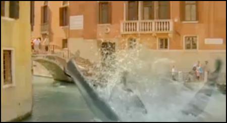 Gondola Gulp 2 from Sharks In Venice