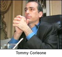 Tommy Manzo husband of Dina Manzo
