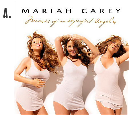 Mariah Carey Memoirs of an Imperfect Angel unphotoshopped