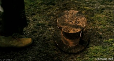 The Mad Hat from ALice in Wonderland by Tim Burton