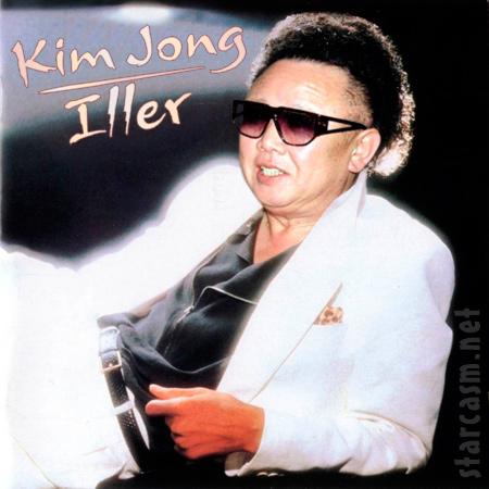 Kim Jong Il covers Michael Jackson