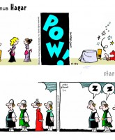 Hagar Minus Hagar comic strip