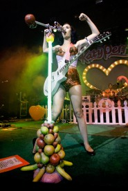 Katy Perry at the Enmore Theater in Sydney Australia August 17 2009