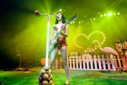 Katy Perry at the Enmore Theatre in Sydney Australia August 17 2009