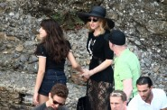 Madonna and Lourdes in Italy