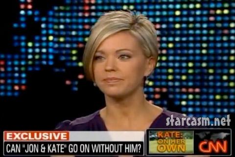 Kate Gosselin on Larry King Live