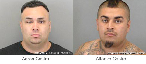 Meth and comic book dealers Aaron and Alfonzo Castro