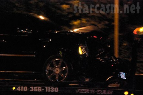 VIDEO Michael Phelps Car Accident - Two Car Crash In