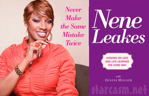 Never Make The Same Mistake Twice By NeNe Leakes