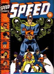 Speed is the eighth best comic title to launder drug money with