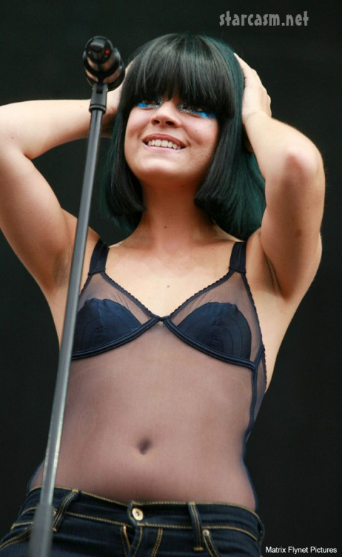 Lily Allen is quitting music
