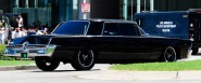 GH's car Black Beauty from the set of The Green Hornet, due to hit theaters December 17, 2010
