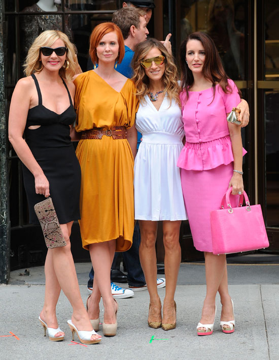 Why Does Kim Cattrall Hate Sarah Jessica Parker