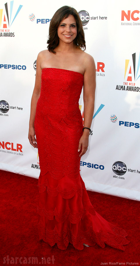 Soledad O'Brien at the 2009 ALMA Awards held on the campus of UCLA