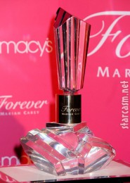 Mariah Carey launches new perfume fragrance Forever