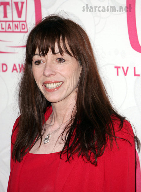 Mackenzie Phillips in 2007 at the 5th Annual TV Land awards